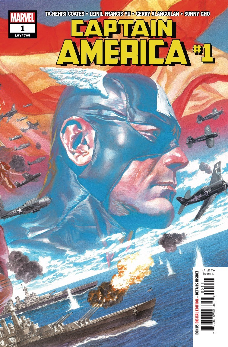 Captain America #1 Review