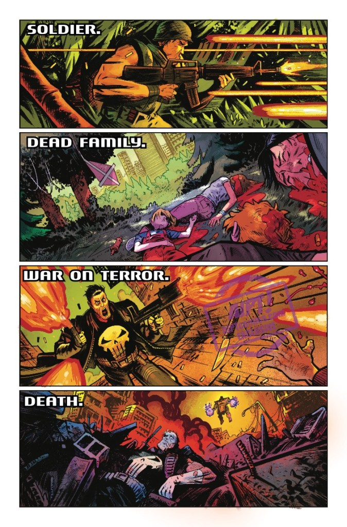 Cosmic Ghost Rider #1 Review