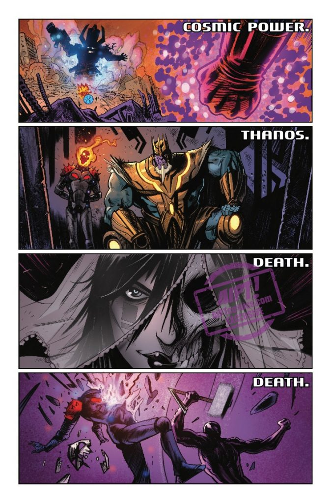 [EXCLUSIVE] Marvel Preview: Cosmic Ghost Rider #1