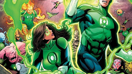At the base of Green Lanterns #48 lies an entertaining story, unfortunately it's buried under a frustrating regression of Jessica Cruz's character that make way for a lesser rogue-Lantern story.
