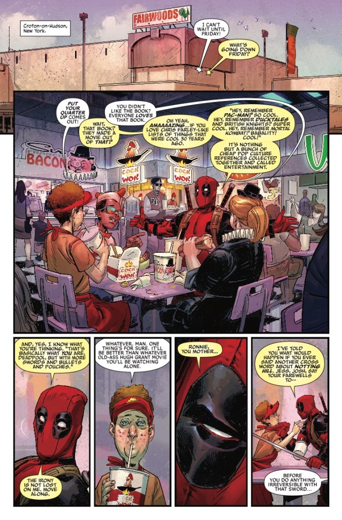 Marvel Preview: Deadpool #2