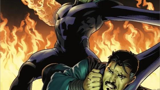 Doctor Strange vs. Super-Skrull, who ya got?