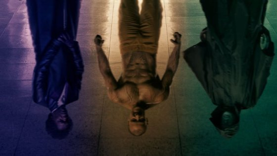 Get a first look at the 'Glass' movie poster.