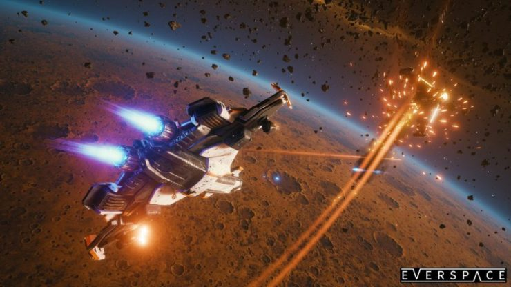 Everspace review: A deep, engaging roguelike shooter with a soul