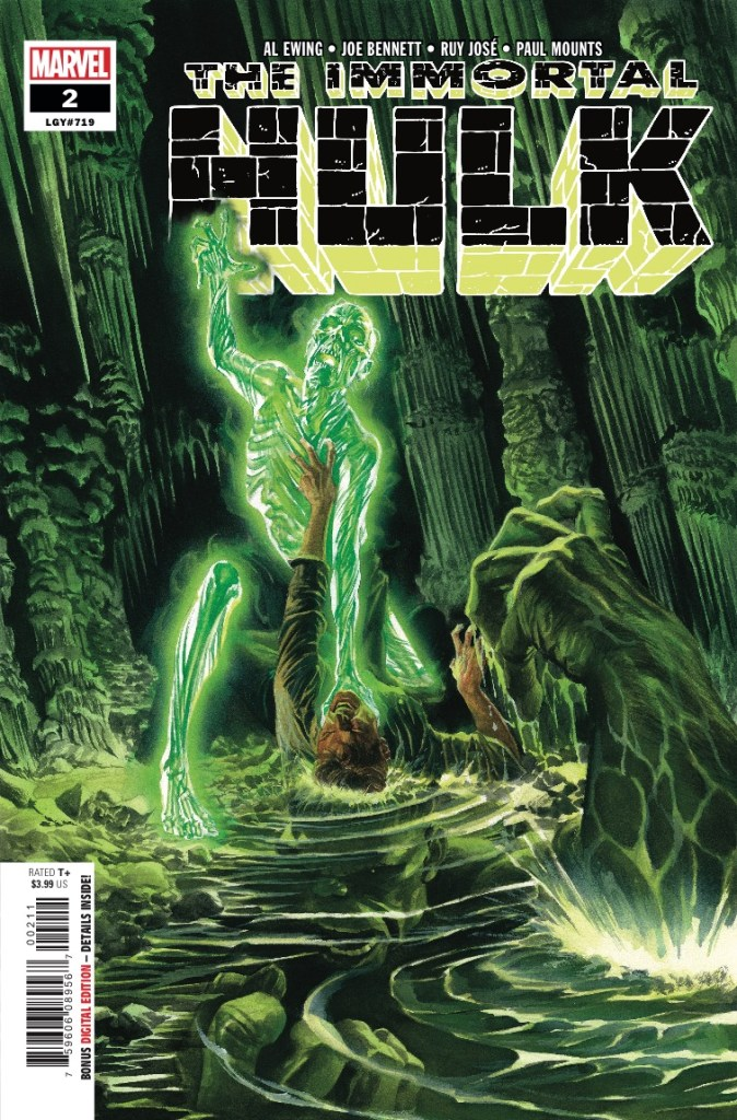 Marvel Preview: Hulk #2