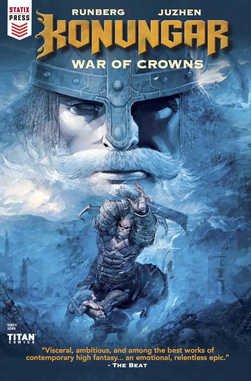 Konungar: War of Crowns #1 Review
