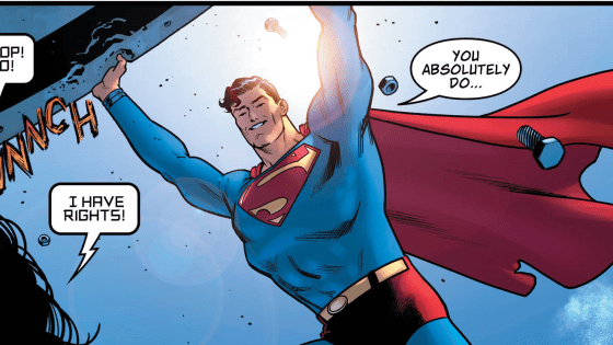 Man of Steel #2 Review