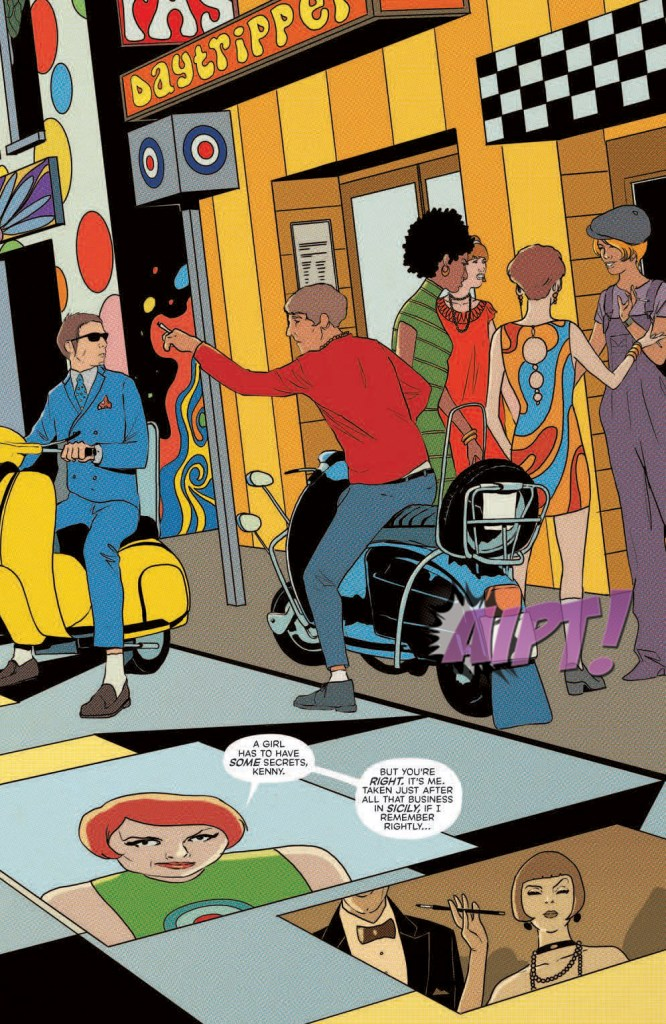 [EXCLUSIVE] IDW Preview: Punks Not Dead #5