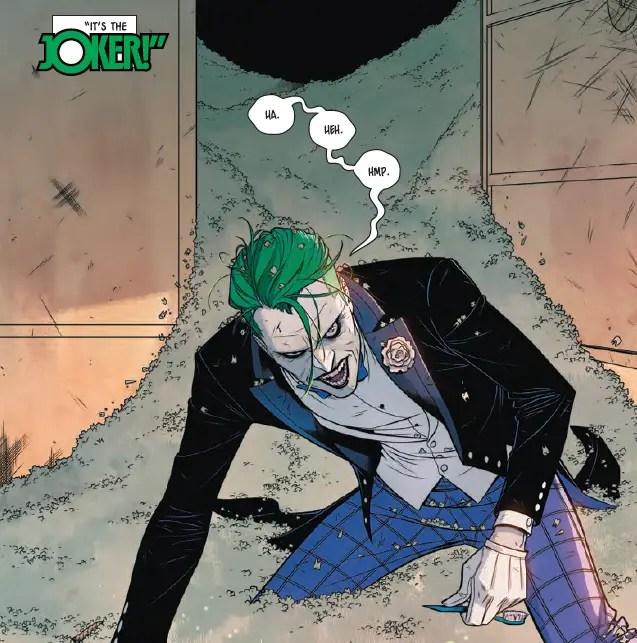 Batman: Prelude to the Wedding: Harley vs. The Joker #1 Review