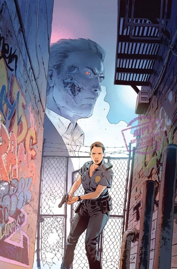 [EXCLUSIVE] Dark Horse Comics September solicitations: Terminator, Tomb Raider, Usagi Yojimbo and Bedtime Games