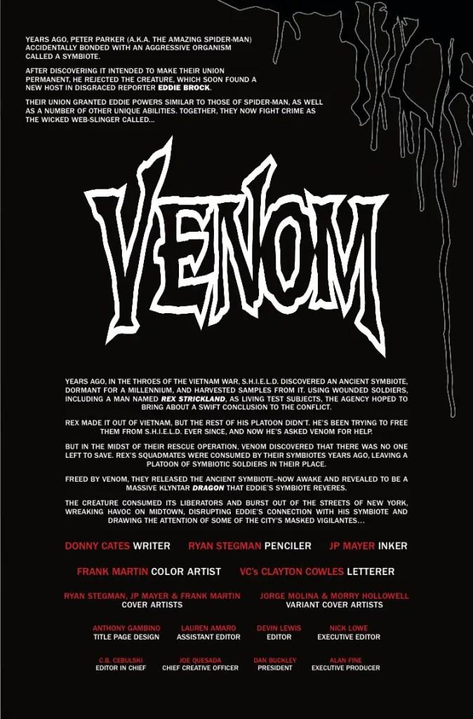 Marvel Preview: Venom #3