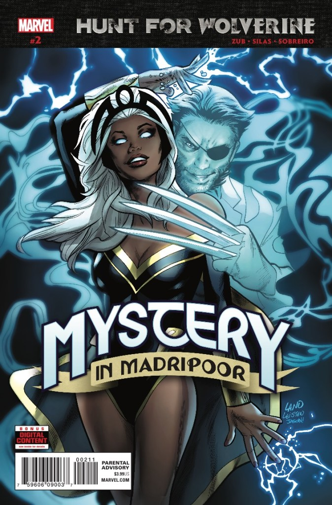 Marvel Preview: Hunt For Wolverine: Mystery In Madripoor #2