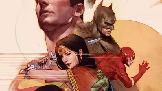 David and Eric share their favorite covers from the week's new comics.
