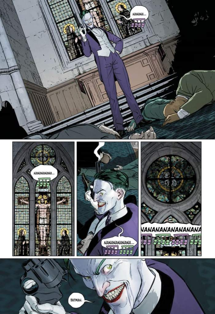 Batman #48 review: One of the weirdest Batman and Joker battles in recent memory. Just not in the way you think