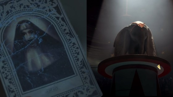 Trailer debuts: 'The Nun' and 'Dumbo'