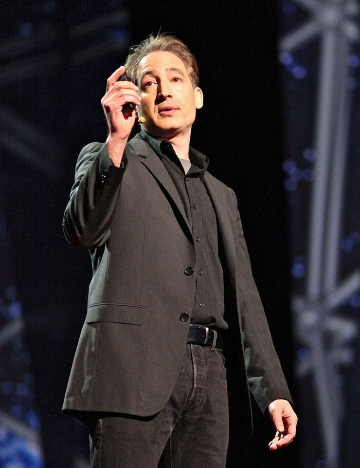 [WSF18] Interview with World Science Festival founder, string theorist, author, Brian Greene
