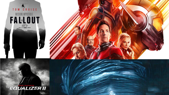 Movies to Look Forward to in July
