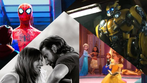 Trailer Round-Up: Bumblebee, Spider-Man and more!