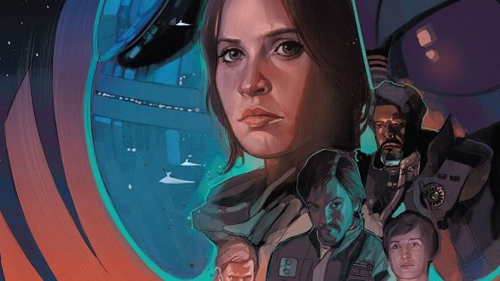 'Star Wars: Rogue One Adaptation' hardcover collector's edition review: A collection Star Wars fans deserve
