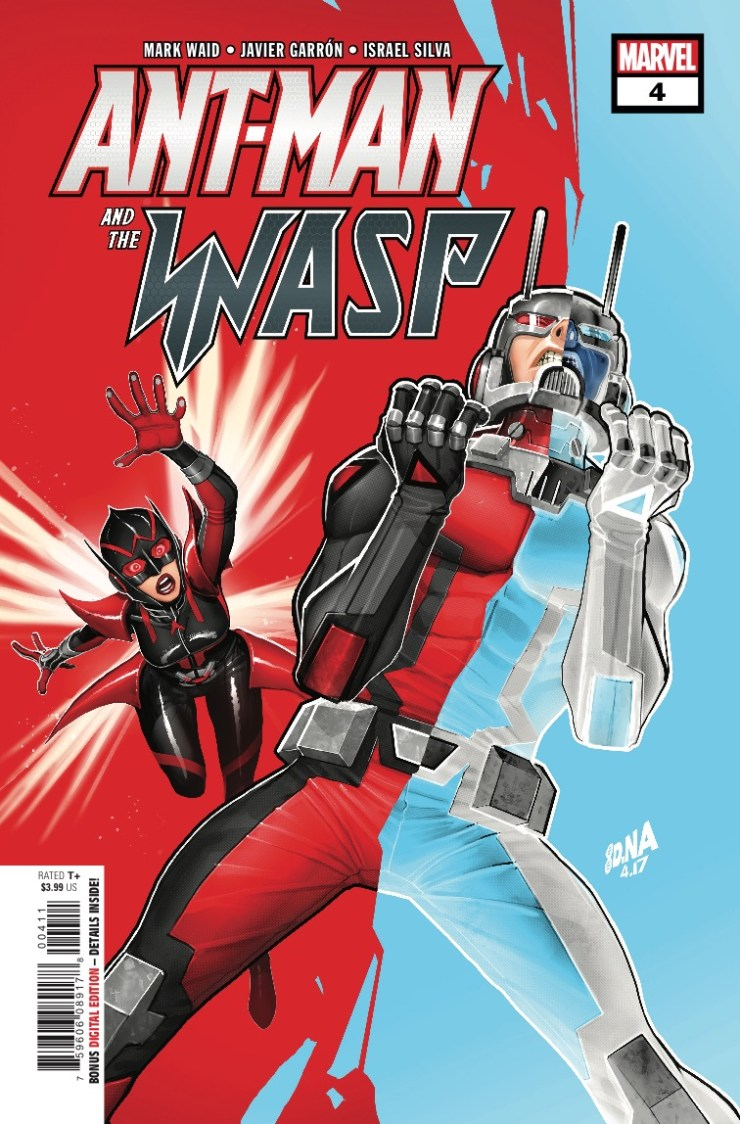 Marvel Preview: Ant-Man and the Wasp #4