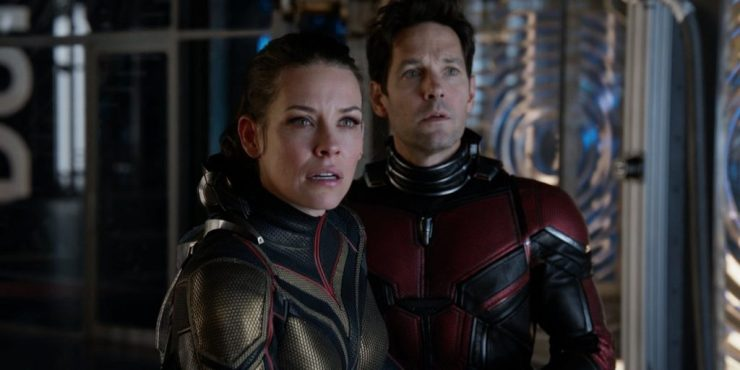 'Ant-Man and the Wasp' review: This film delivers big (if you shrink your expectations)