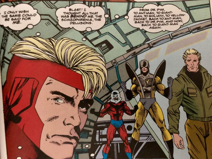 'Ant-Man/Giant-Man: Growing Pains' review: A collection of Hank Pym's superheroic journey through each decade