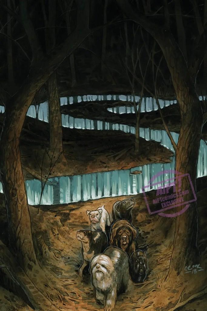 [EXCLUSIVE] Advance Dark Horse Comics solicitations for October 2018