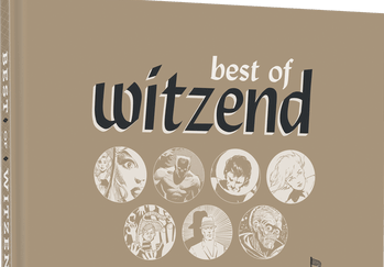 Best of witzend Review: A product of its time for better and for worse