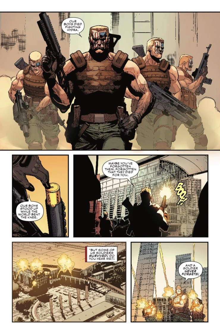 Marvel Preview: Captain America (2018) #2