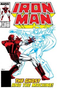 An interview with legendary Iron Man writer/artist Bob Layton, co-creator of Scott Lang's Ant-Man, at ComiCONN.