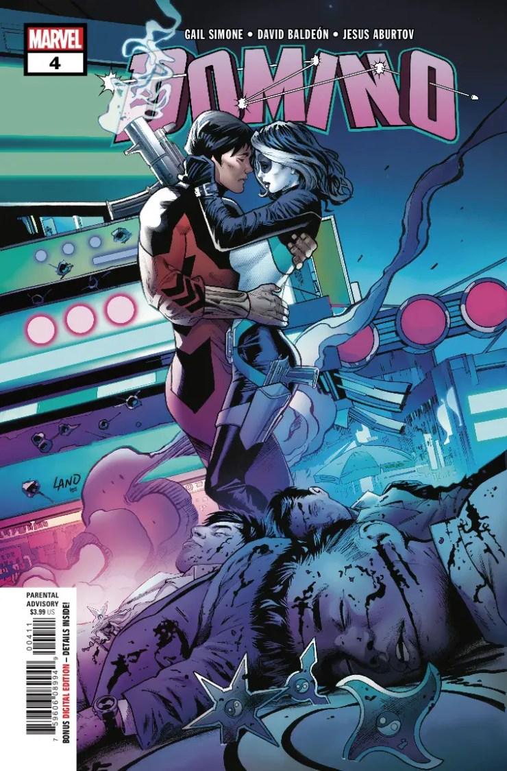 Marvel Preview: Domino #4
