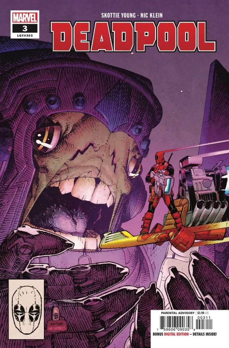 Marvel Preview: Deadpool #3