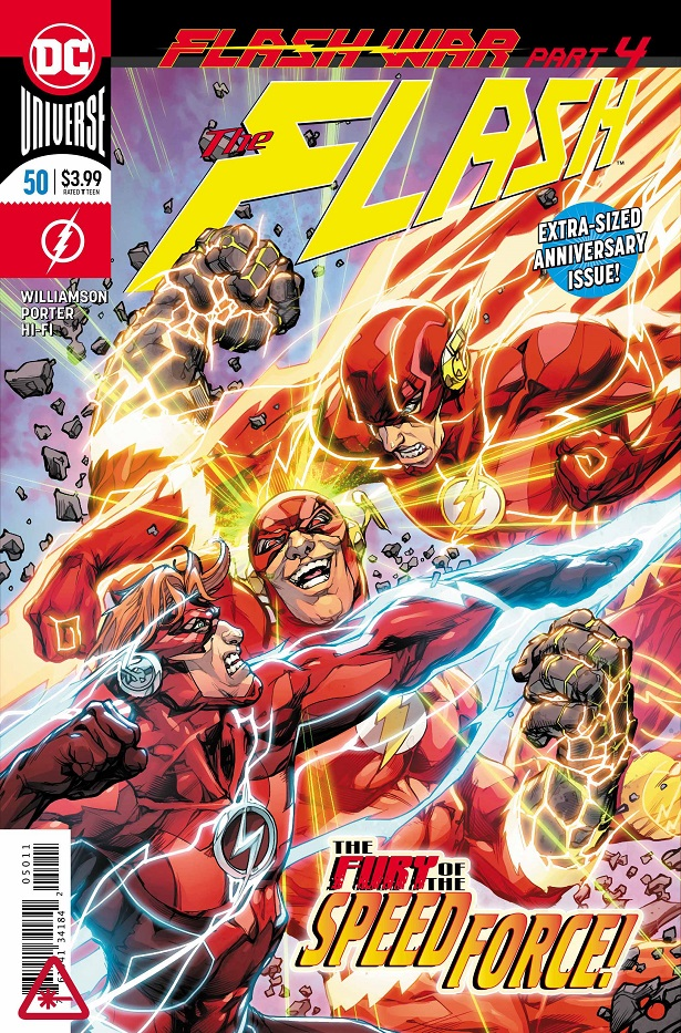 The Flash #50 Review