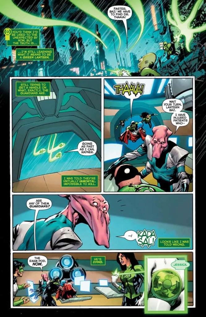 Green Lanterns #51 review