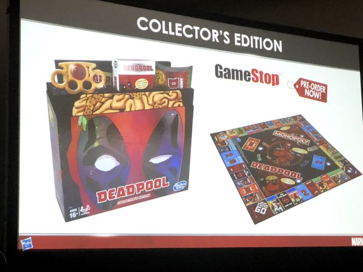 All the Marvel Hasbro SDCC 2018 reveals and news