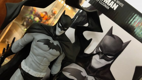 Check out one of the coolest new statues from DC Collectibles.
