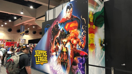 Check out all the most important sights at SDCC's Wednesday preview night.