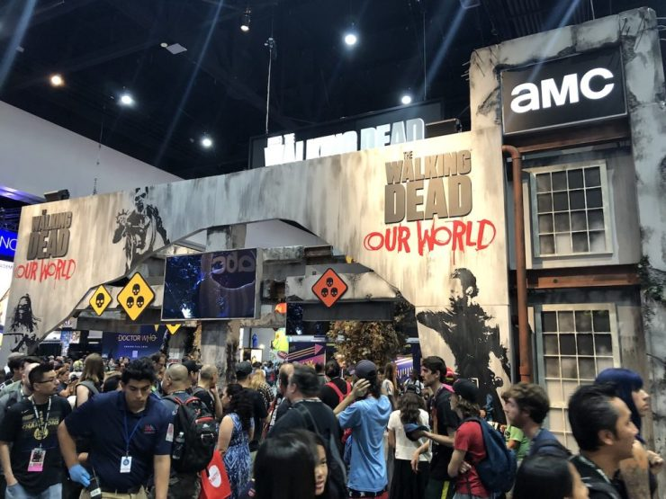 SDCC 2018: Sights and sounds from Wednesday preview night