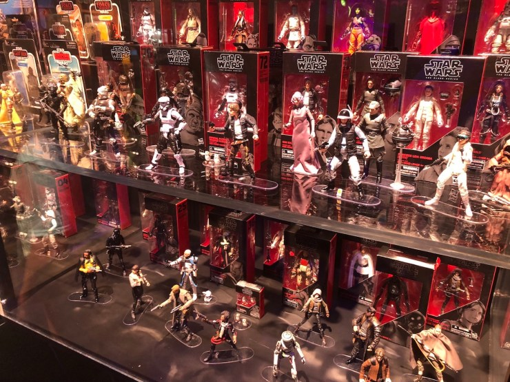 SDCC 2018: Check out the Hasbro Star Wars booth
