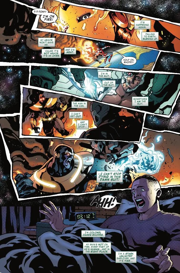 Tony Stark: Iron Man #2 Review