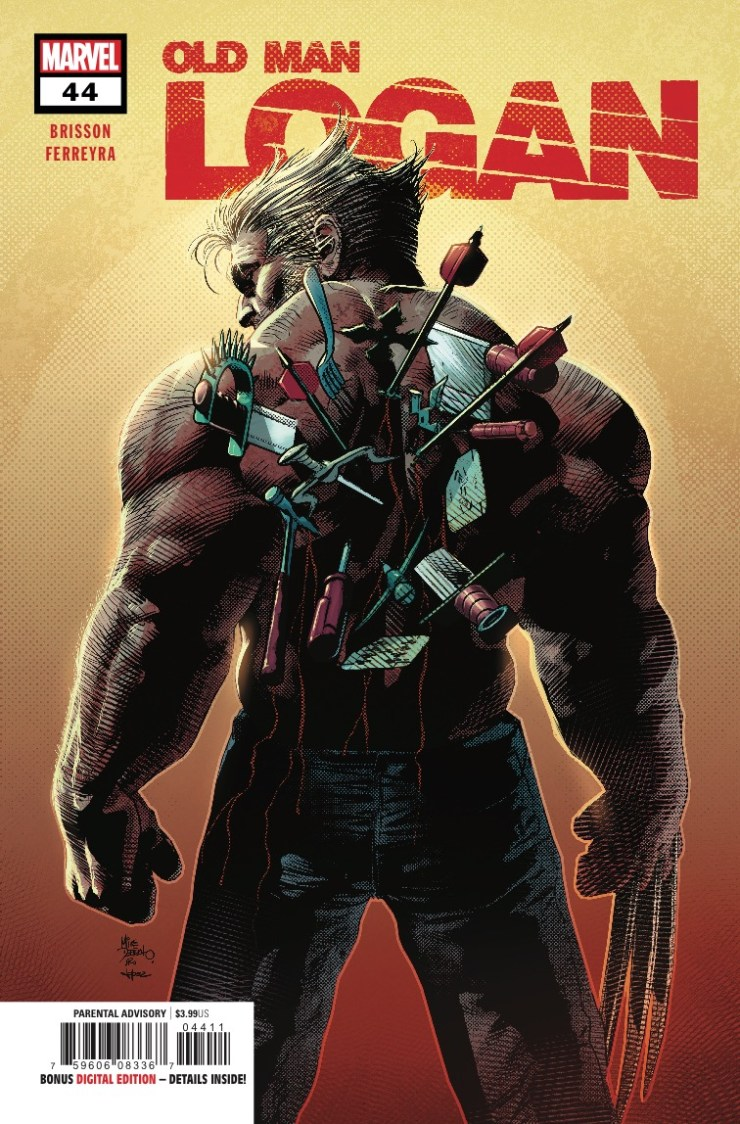 Marvel Preview: Old Man Logan #44