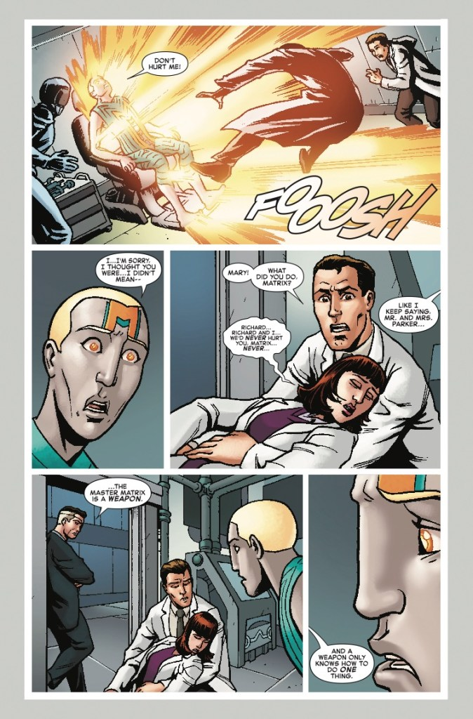 Marvel Preview: Spider-Man/Deadpool #36