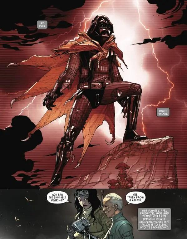 Star Wars: Darth Vader #18 Review