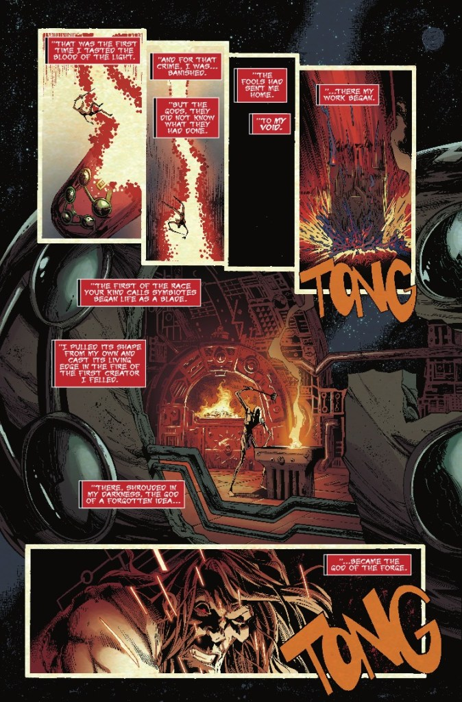 Venom #4 Review