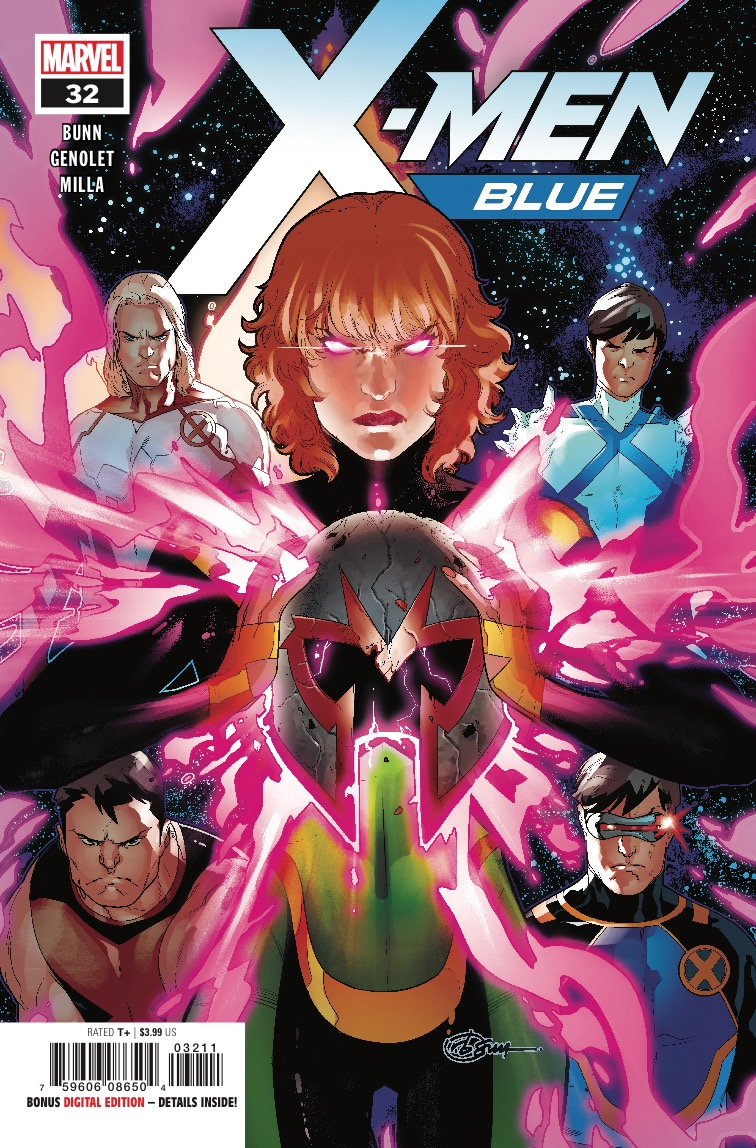 X-Men Blue #32 review