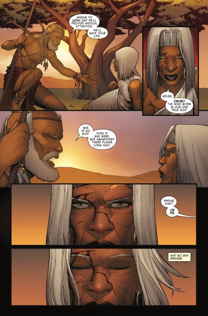 Marvel Preview: X-Men Gold #33