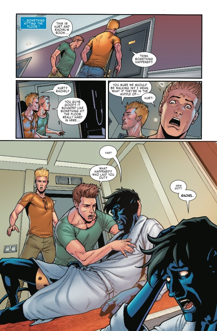Marvel Preview: X-Men Gold #32