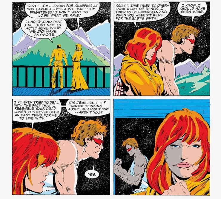 ComiCONN 2018: X-Factor writer Bob Layton on Cyclops' controversial decision to leave his family for Jean Grey