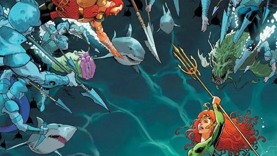 Mera: Queen of Atlantis #6 Review