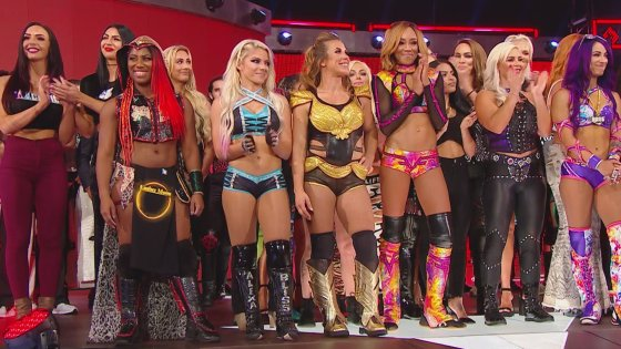 The first-ever all-women's PPV, a shocking turn of events on NXT, and more complaining about Brock Lesnar as champ.